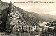 Fortifications et citadelle - Entrevaux, la vallée du Var et le vieux fort