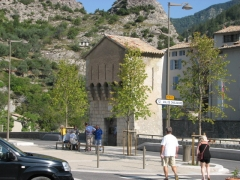 Fortifications et citadelle - Entrevaux (04)
