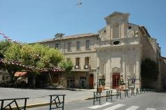 Collège - Français:   Cinéma Le Bourguet (Forcalquier)