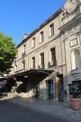 Collège - Français:   Mairie de Forcalquier.