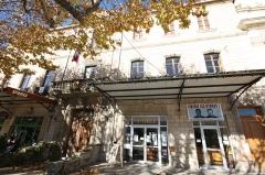 Collège - Français:   Mairie de Forcalquier