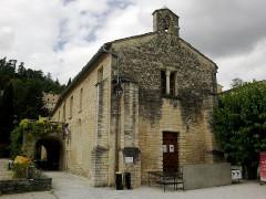 Couvent des Cordeliers (restes de l'ancien) -  Alpes-Haute-Provence Forcalquier Eglise Couvent Cordeliers