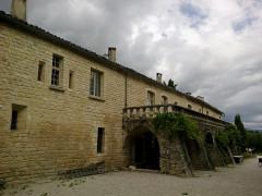 Couvent des Cordeliers (restes de l'ancien) -  Alpes-Haute-Provence Forcalquier Eglise Couvent Cordeliers Arcades