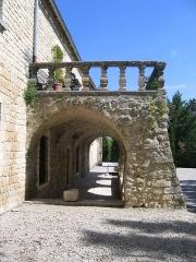 Couvent des Cordeliers (restes de l'ancien) - Français:   Couvent des Cordeliers (Forcalquier)