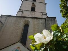 Eglise Notre-Dame-du-Bourguet - Deutsch: Cathédrale Notre-Dame du Bourguet de Forcalquier Platz Romanisch