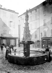Fontaine Saint-Michel -