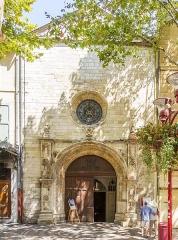 Eglise Notre-Dame-de-Romigier - Français:   Église Notre Dame de Romigier, Manosque