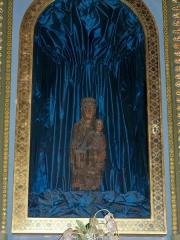 Eglise Notre-Dame-de-Romigier - Vierge à l'église Notre Dame de Romigier, Manosque