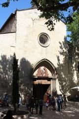Eglise Saint-Sauveur - Français:   Église Saint-Sauveur de Manosque