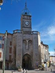 Porte Soubeyran - Français:   Porte Soubeyran à Manosque (04), France
