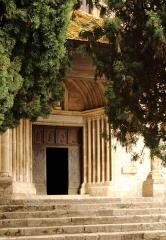 Chapelle Notre-Dame de Beauvoir -  Notre-Dame Beauvoir à Moustiers