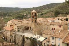 Eglise -  Moustiers-Sainte-Marie
