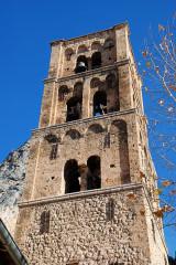 Eglise - Français:   Moustiers-Sainte-Marie - église Notre-Dame