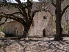 Abbaye Notre-Dame-de-Lure (restes de l'ancienne) - Deutsch: Notre Dame de Lure