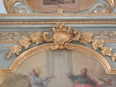 Eglise - Français:   Sommet du tableau