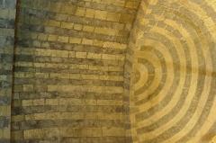 Ancienne cathédrale Notre-Dame - Deutsch: Cathédrale Notre-Dame-des-Pommiers de Sisteron Detail