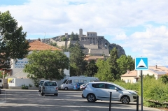 Citadelle - Français:   Citadelle de Sisteron.