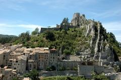 Citadelle - Français:   Citadelle de Sisteron