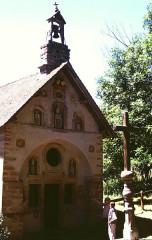 Chapelle Saint-Grégoire ou des Pétètes -  Hautes-Alpes Benevent-et-Charbillac Chapelle Petetes