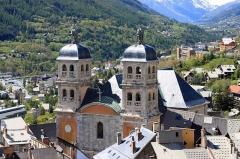 Eglise paroissiale Notre-Dame, Saint-Nicolas (ancienne collégiale) - Français:   Collégiale de Briançon