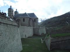 Eglise paroissiale Notre-Dame, Saint-Nicolas (ancienne collégiale) -  Porte Dauphine