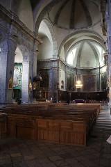 Eglise paroissiale Notre-Dame, Saint-Nicolas (ancienne collégiale) - English: Main nave