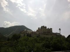 Fort de Château-Queyras -  Hautes Alpes Chateau Queyras Chateau