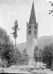 Eglise paroissiale Saint-Chaffrey -