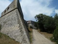 Fort-Carré - English: fort carré