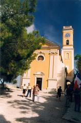 Eglise Notre-Dame de l'Assomption -  France Alpes-Maritimes Eze  Photographie prise par GIRAUD Patrick