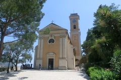 Eglise Notre-Dame de l'Assomption - Italiano: Nostra Signora dell'Assunzione di Eze