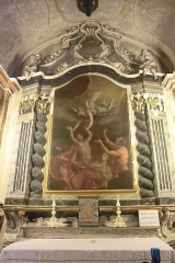Eglise Notre-Dame de l'Assomption - Italiano: Cappella di san Michele in Nostra Signora di Eze