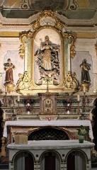 Eglise Notre-Dame de l'Assomption - English: Église Notre Dame de l'Assomption d'Èze