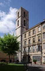 Cathédrale -  Cathédrale Notre-Dame-du-Puy de Grasse