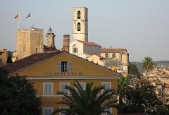 Cathédrale -  Notre dame du Puy.Grasse