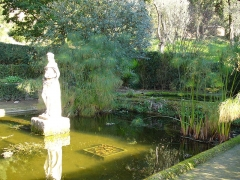 Jardin dit Serre de la Madone -  Jardin Serre de la Madone à Menton