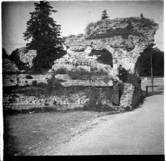 Arènes de Cimiez -  Les arènes romaines de Cimiez à Nice.