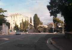 Arènes de Cimiez -  Nice-Cimiez   Le Boulevard de Cimiez (vues diverses)