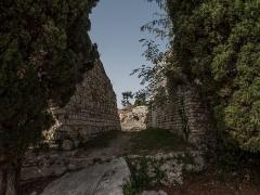 Arènes de Cimiez - English: Roman Theatre Cemenelum in Nice