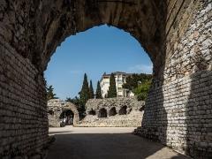 Arènes de Cimiez - English: Roman arenas Cimiez in Nice