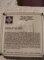 Caserne Rusca -  Nice-VieilleVille   Place du Palais