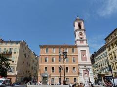 Caserne Rusca - Français:   Palais Rusca à Nice