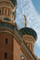 Cathédrale orthodoxe Saint-Nicolas et chapelle du tsarévitch Nicolas Alexandrovitch -  Cathédrale Saint-Nicolas de Nice
