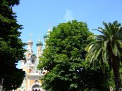 Cathédrale orthodoxe Saint-Nicolas et chapelle du tsarévitch Nicolas Alexandrovitch -  La Cathedrale Orthodoxe Russe Saint-Nicolas, Nice