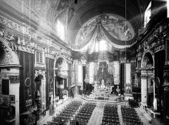 Eglise Saint-Jacques-le-Majeur dite du Gésu -