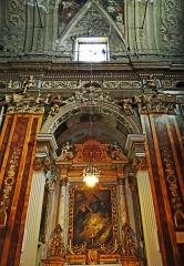 Eglise Saint-Jacques-le-Majeur dite du Gésu - Français:   Nice - Église Saint-Jacques-le-Majeur - Chapelle du Sacré-Cœur de Jésus