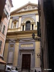 Eglise Saint-Jacques-le-Majeur dite du Gésu -  Église Saint-Jacques-le-Majeur de Nice