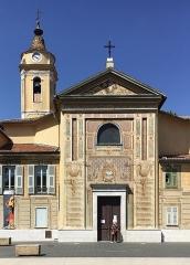 Eglise Saint-Roch - English: Saint Roch church in Nice, France