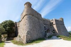 Fort du Mont-Alban - English: Fort du Mont Alban
