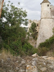 Fort du Mont-Alban - English: The Fort Alban on Mont Alban east of Nice.